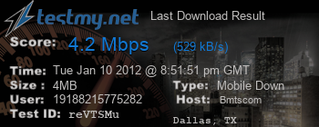 Last Download Result for Bmts.com
